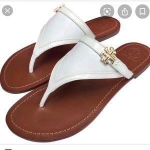 Tory Burch Eloise Flat Thong Sandal 9.5